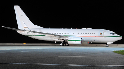 N79711 - Boeing 737-7BQ(BBJ) - Private