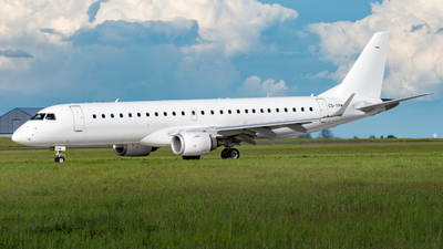 A picture of CSTPW - Embraer E190LR - TAP Express - © Dawe
