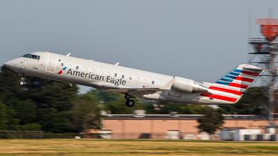 N249PS - Bombardier CRJ-200ER - American Eagle (PSA Airlines)
