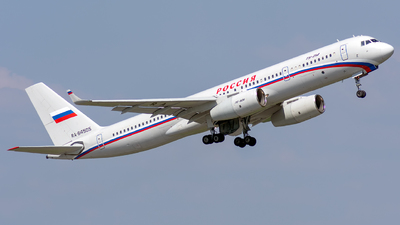 RA-64505 - Tupolev Tu-214 - Rossiya - Special Flight Squadron