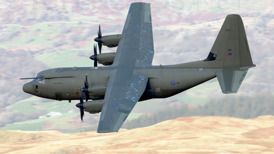 ZH886 - Lockheed Martin Hercules C.5 - United Kingdom - Royal Air Force (RAF)