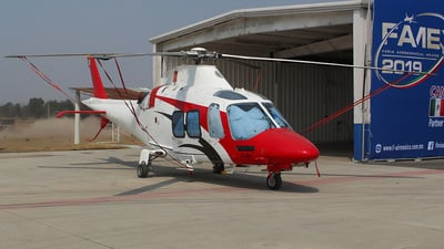 XC-HHO - Agusta-Westland AW-109SP GrandNew - Mexico - Government