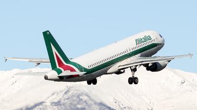 A picture of EIDTB - Airbus A320216 - Alitalia - © Filippo Novello