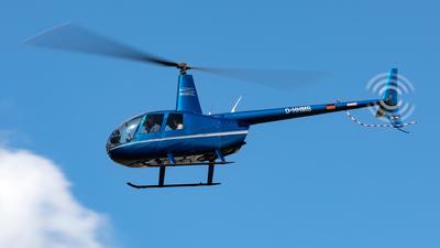 D-HHMB - Robinson R44 Raven - Rotorflug
