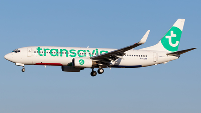 F-GZHN - Boeing 737-85H - Transavia France