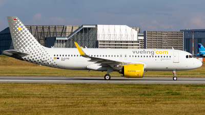 D-AUAQ - Airbus A320-271N - Vueling Airlines