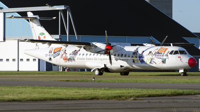 OY-RUR - ATR 72-201 - Danish Air Transport (DAT)