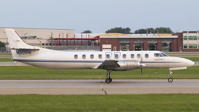 N3116N - Fairchild SA227-AC Metro III - Bemidji Aviation Services