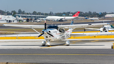 TG-HCC - Cessna T206H Stationair TC - Private