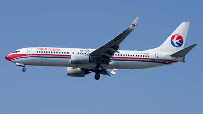 A picture of B5100 - Boeing 73789P - [30681] - © FMRIYUETAN