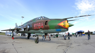 9204 - Sukhoi Su-22M4 Fitter K - Poland - Air Force