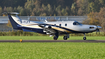 2-FLYY - Pilatus PC-12/47E - Private