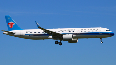 D-AYAH - Airbus A321-271N - China Southern Airlines