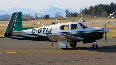 C-GTIJ - Mooney M20C - Private