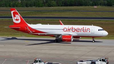 D-ABNJ - Airbus A320-214 - Air Berlin
