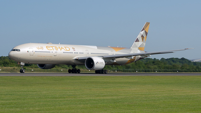 A6-ETC - Boeing 777-3FXER - Etihad Airways