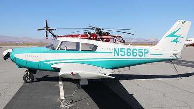 N5665P - Piper PA-24-180 Comanche - Private