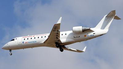 EC-HEK - Bombardier CRJ-200ER - Air Nostrum