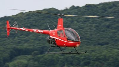 OK-MAY - Robinson R22 Beta II - Nisa Air