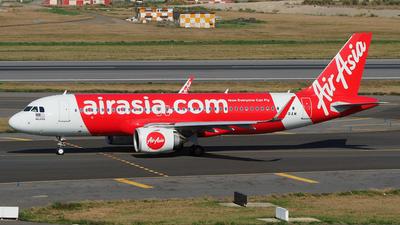 9M-RAM - Airbus A320-251N - AirAsia