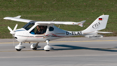 D-ELAT - Flight Design CT-LS - Private