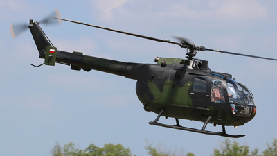 SP-YBO - MBB Bo105P1 - Private