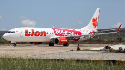 A picture of PKLHH - Boeing 7379GP(ER) - Lion Air - © Herison Riwu Kore