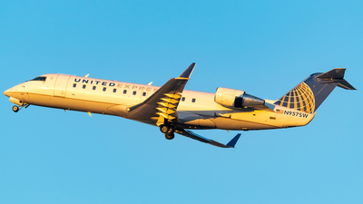 A picture of N957SW - Bombardier CRJ200ER - United Airlines - © Ricky Teteris