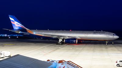 A picture of VQBMY - Airbus A330343 - Aeroflot - © Pablo Marín