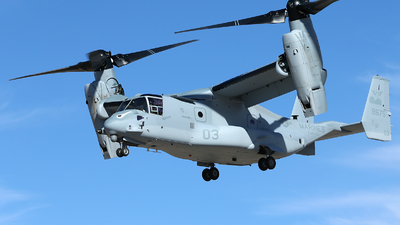 168675 - Boeing MV-22B Osprey - United States - US Marine Corps (USMC)