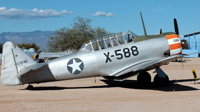 41-17246 - North American AT-6B Texan - United States - US Army Air Force (USAAF)