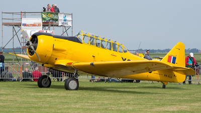 PH-KLU - Noorduyn Harvard II - Private