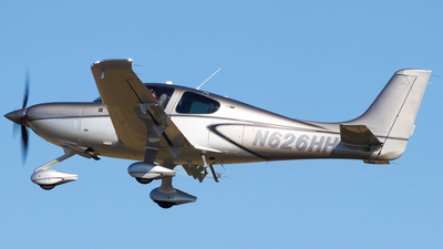N626HH - Cirrus SR22T-GTS Platinum - Private