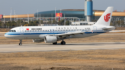 A picture of B9926 - Airbus A320214 - Air China - © Ji donghao