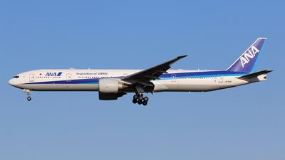 JA780A - Boeing 777-381ER - All Nippon Airways (ANA)