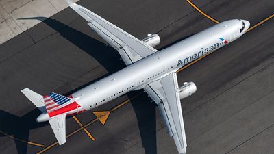 N113AN - Airbus A321-231 - American Airlines