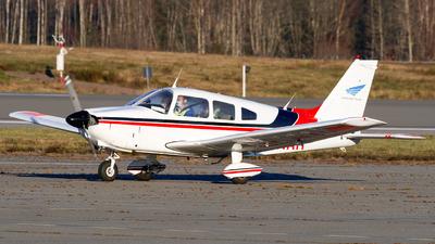 LN-NAH - Piper PA-28-181 Archer II - Sandefjord Motorflyklubb