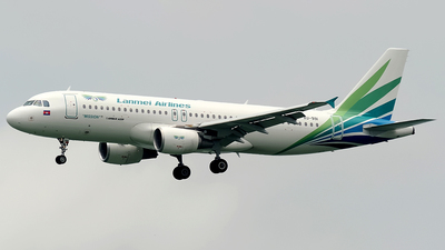XU-991 - Airbus A320-214 - Lanmei Airlines
