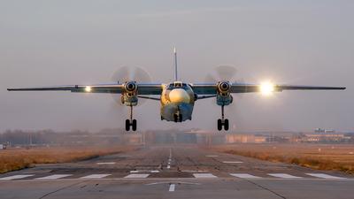 03 - Antonov An-26 - Kazakhstan - Border Guard