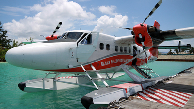 8Q-TMO - De Havilland Canada DHC-6-300 Twin Otter - Trans Maldivian Airways