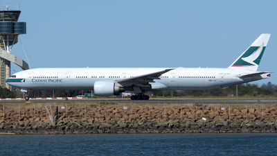 B-KQX - Boeing 777-367ER - Cathay Pacific Airways