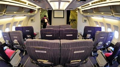 HS-TAW - Airbus A300B4-622R - Thai Airways International