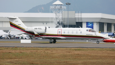 9M-FCL - Bombardier Learjet 60 - Malaysia - Department of Civil Aviation