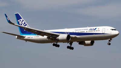 JA621A - Boeing 767-381(ER) - All Nippon Airways (ANA)