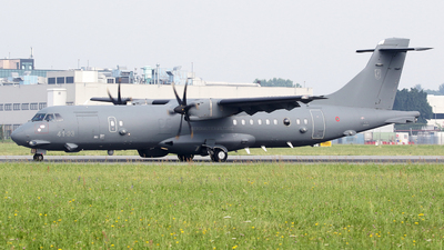 MM62298 - ATR 72 ASW - Italy - Air Force