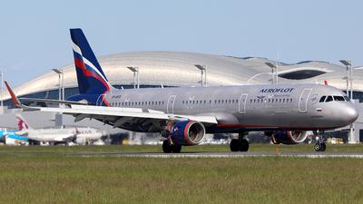 A picture of VPBFQ - Airbus A321211 - Aeroflot - © Nikola Kovacevic