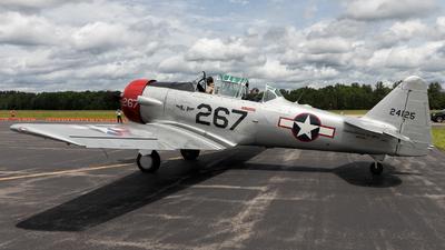 N6253C - North American T-6G Texan - Commemorative Air Force