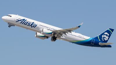 N929VA - Airbus A321-253N - Alaska Airlines