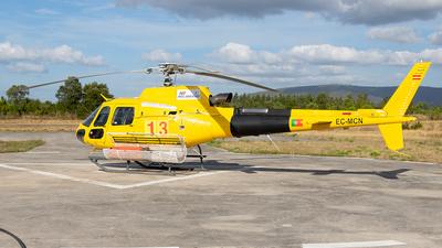 EC-MCN - Eurocopter AS 350B3 Ecureuil - HeliBravo