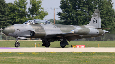 N433RD - Canadair CT-133 Silver Star - Private